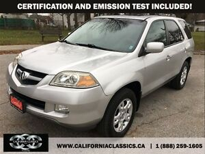 2005 Acura MDX LEATHER SUNROOF 7PASS - 4X4