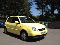 VW Lupo - Automatic Transmission - Low Mileage