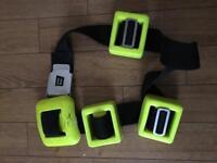 Diving belt & weights