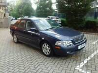 Volvo s40 1.8 petrol leather interior