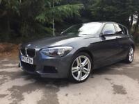 BMW 120D M-Sport X Drive