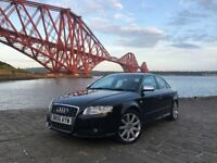 Audi S4 4.2 Quattro 4dr..Top Spec Example..Full Service History..Timing Belt Changed..MOT'd Feb 2019