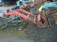 Massey ferguson 35 135 loader