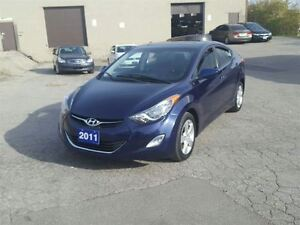 2011 Hyundai Elantra Limited , Accident free