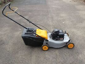 Flymo QUICKSILVER PETROL LAWNMOWER IN GOOD RUNNING ORDER
