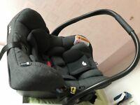Excellent condition Joie I-gem car seat