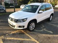 VOLKSWAGEN TIGUAN 2.0 TDI MATCH 140BHP 2013 *ONE OWNER* FULL VW HISTORY* LOW MILEAGE*IMMACULATE