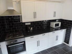 Diamond Street, Splott, Newly Refurbished 4 Bed house.2 Bathrooms £310.00 pppm NO FEES