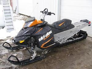 2012 Ski-Doo Summit Sport 800R Pull Start