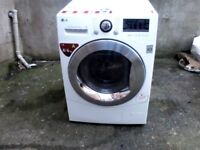 LG washer dryer , very good condition .