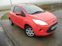 FORD KA 1.2 STYLE 3d 69 BHP 6 Month RAC Parts & Labour Warranty
