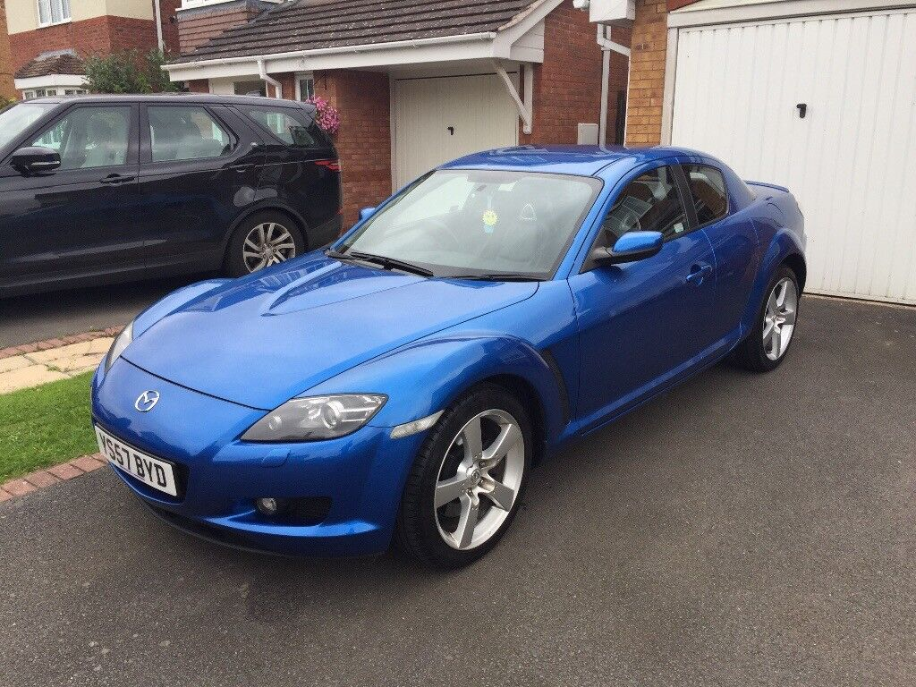 mazda rx8 2007 231bhp excellent condition blue in coventry west midlands gumtree. Black Bedroom Furniture Sets. Home Design Ideas