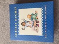 Shirley Hughes - The Nursery Collection BRAND NEW RRP £30