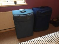 X2 large suitcases. Never used. £25 each