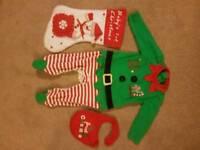 9-12mnths christmas baby bundle