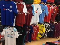 FOOTBALL Premier League T-shirts x