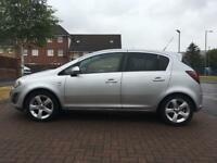 Vauxhall Corsa 1.2 i 16v SXi 5dr, low mileage, 61 plate