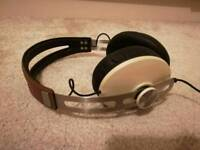 Sennheiser Momentum Over Ear headphones in Ivory