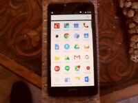 5.5in Vodafone ultra 7 mobile unlocked 2gig ram 16mem 13megapixel camera