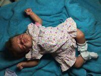 beautiful reborn baby Ember