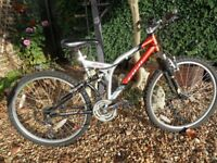 fuji mountain bike
