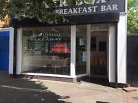Local cafe business for sale