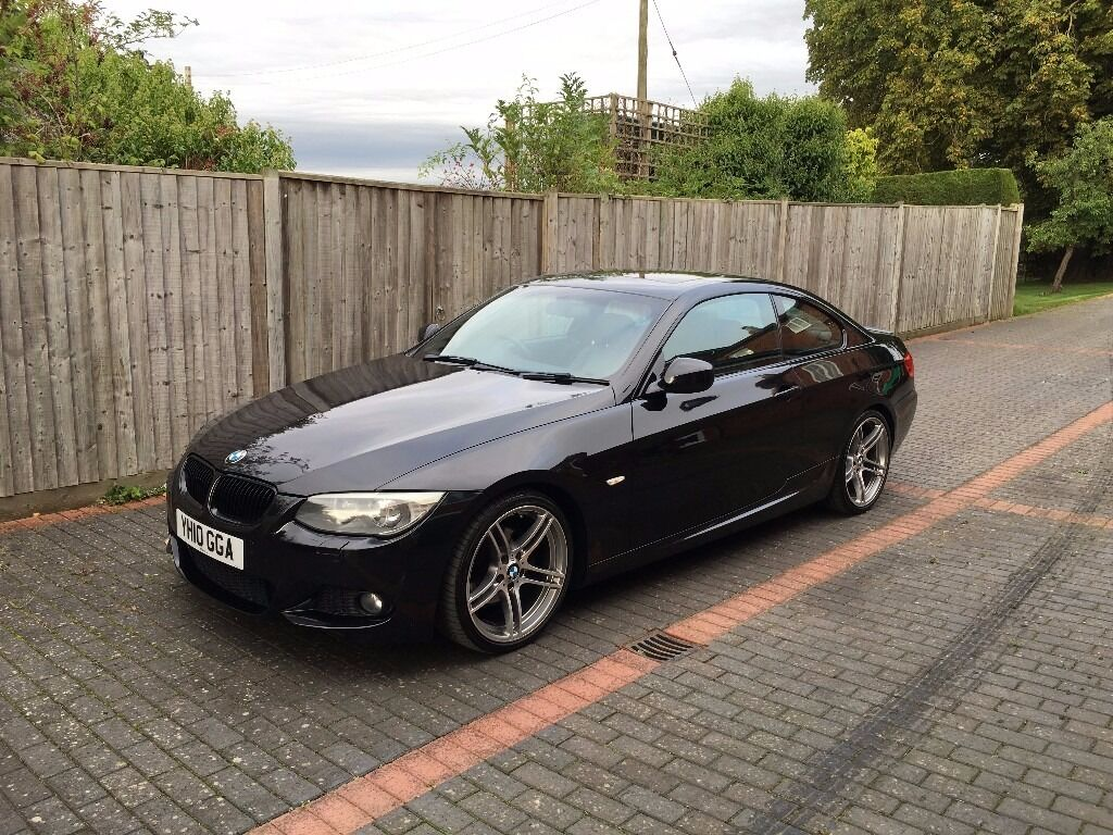 2010 bmw e92 320d m sport in evesham worcestershire. Black Bedroom Furniture Sets. Home Design Ideas