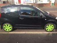 Citroen c2 VTR ministry of sound edition spares or repairs