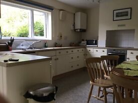 Monday to Friday £450 pm incl. lovely clean house excellent area of Cambridge