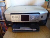 HP Photosmart C7180 All-In-One Printer/Fax/Scanner/Copier