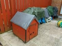 Small dog box