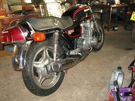 Genuine UK Honda 1979 CB750 K in great condition