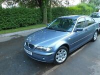 BMW 320d SE e46 6 SPEED '04