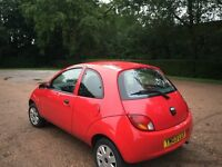 Ford ka 1.3 duratec 03 reg genuine 57502 miles service history mot June 2017 low insurance 48+ mpg