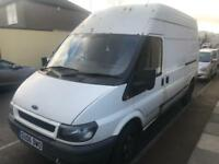 2006 Ford Transit Lwb High Roof Mot Very Good Runner Reliable