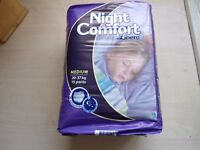 LIBERO NIGHT COMFORT MEDIUM CHILDS PULL UPS 20-37kg 15 PANTS PER PACK