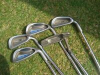 ping putter and irons