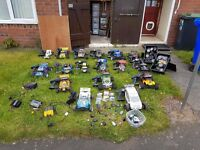 joblot of rc cars will sell separetly