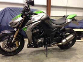 Kawasaki Z1000R SE Only 300 miles (Reduced)