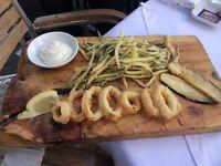 Waiter/waitress/barista for an Italian restauarnt and delicatessen