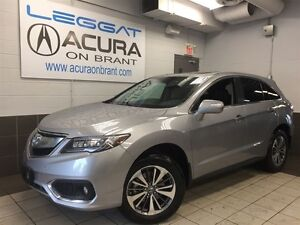 2017 Acura RDX ELITE | SAVETHOUSANDS | ONLY5500KMS | NOFREIGHT |