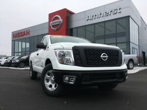2017 Nissan Titan S Ideal work truck!
