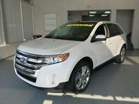 2012 Ford Edge SEL Impeccable CUIR,TOIT,ROUE 20 P Leather, Panor