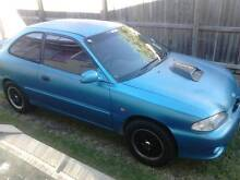 1997 Hyundai Excel Warwick Southern Downs Preview