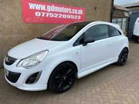 2011 VAUXHALL CORSA LIMITED EDITION. WARRANTY. 1 YEAR MOT. NOT C3 PUNTO CLIO AYGO 308 DS3