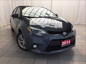 2014 Toyota Corolla LE Technology Package