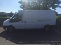 "Ford transit T350 Fwd , fridge van , 2012""12"" white side loading door ,temperature control unit"