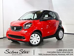 2016 smart fortwo Pure cpe