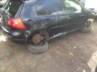 Mk5 golf braking