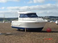 STARFISHER SEDAN WALK AROUND * Ideal Sport Fishing Boat * Fitted Diesel Volvo Penta D4 Inboard